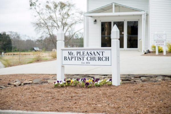 Meet Mt. Pleasant Church
